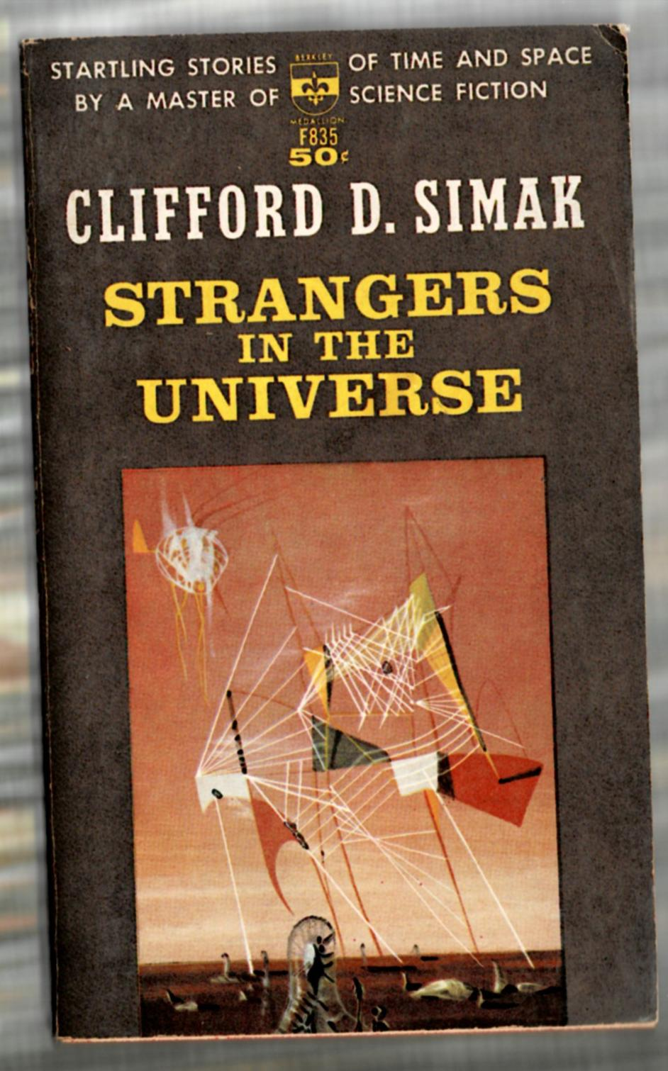 Image for Strangers in the Universe