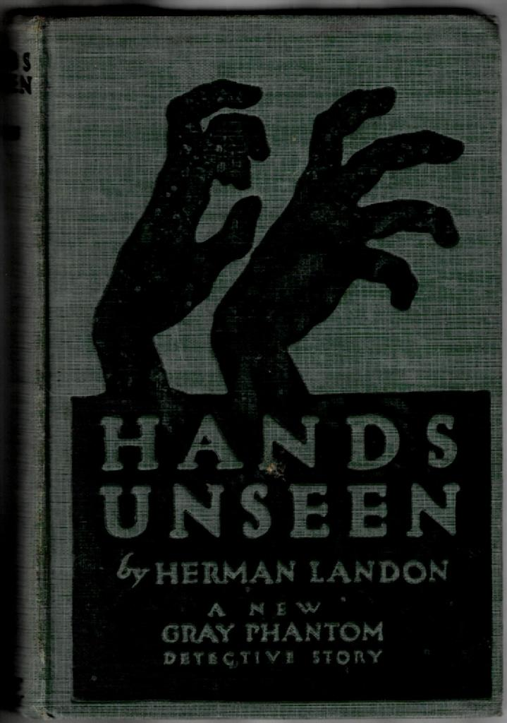 Image for Hands Unseen