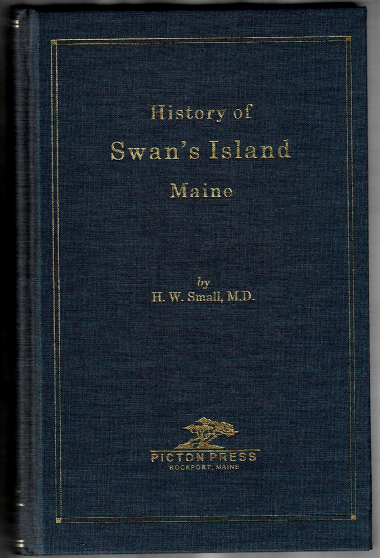 Image for History of Swan's Island Maine
