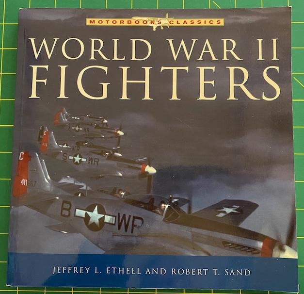 Image for World War II Fighters