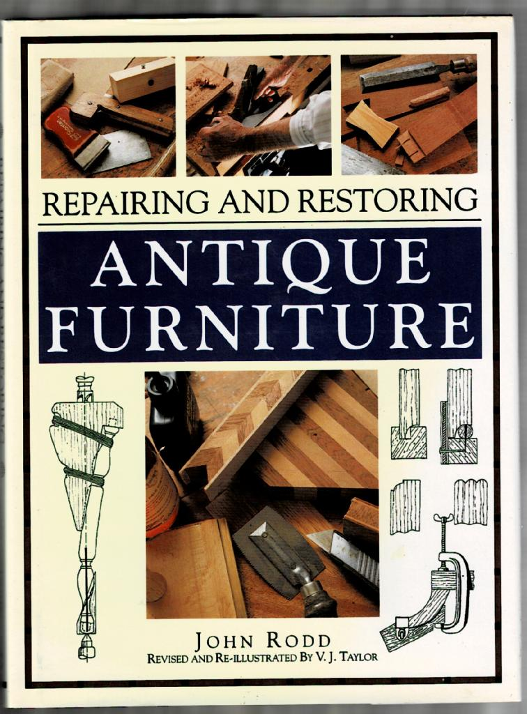 Image for Repairing and Restoring Antique Furniture