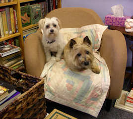 Book Shop Canines Simon Templar & Lord Peter Wimsey